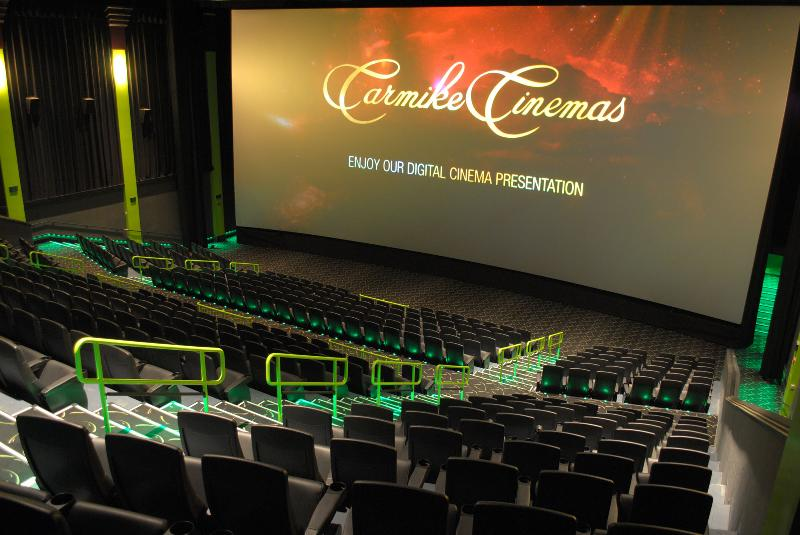 News Carmike Cinemas D To Open At