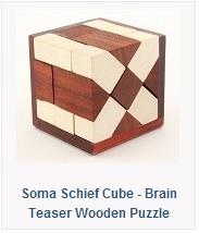 Soma Schief Cube