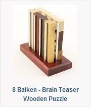 8 Balken