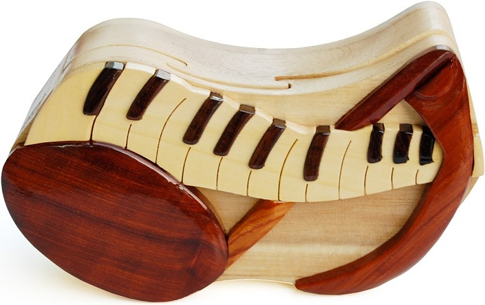Music Puzzle Box