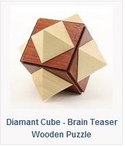 Diamant Cube