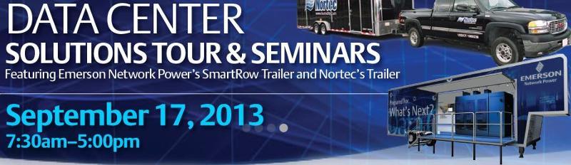 Emerson SmartRow Tour 2013