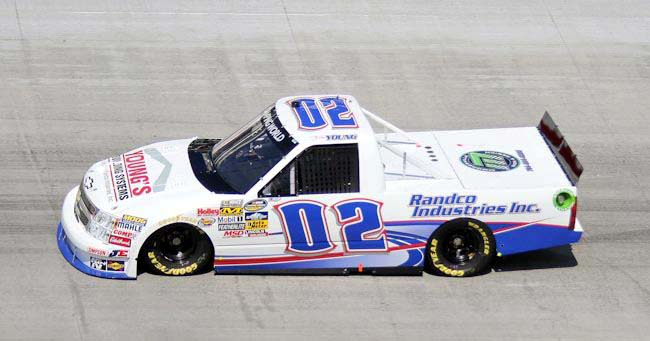 Tyler Young CWTS Truck