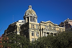 Old Harris County Courthouse
