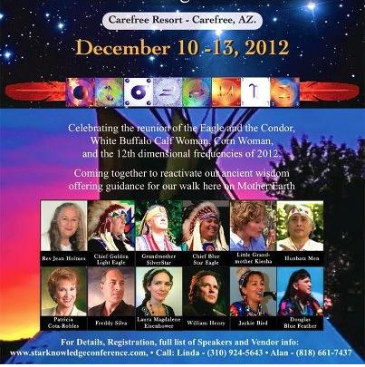 Star Knowledge flyer Phoenix 12-12-12