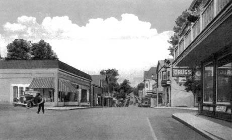 oldest main street