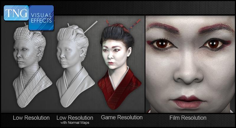 Janelle - Geisha scaled