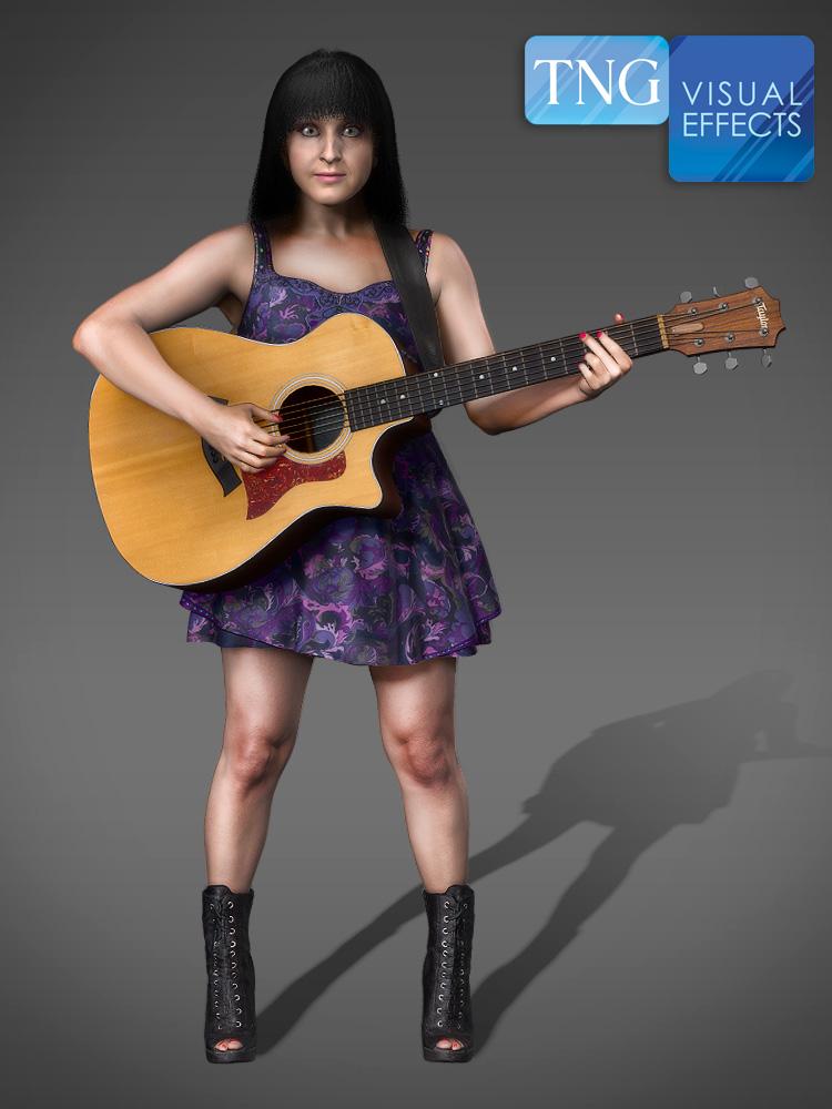Whitney Singing
