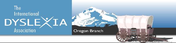 Oregon Branch of the International Dyslexia Association