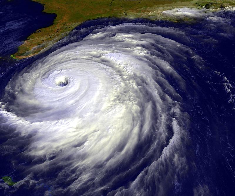 Florida with Hurricane