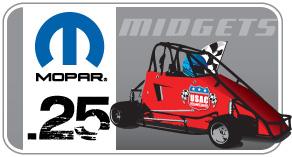 Mopar .25 Logo