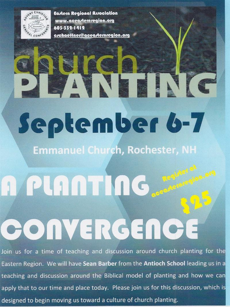 Planting Convergance