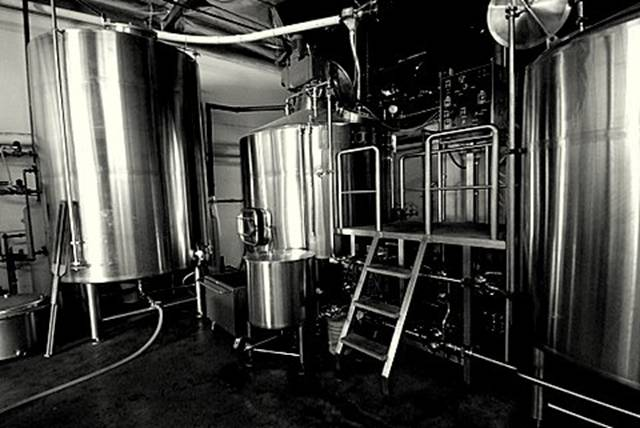 new brewhouse