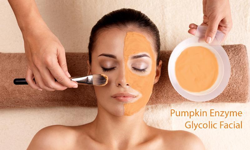 Pumpkin Enzyme Glycolic Facial