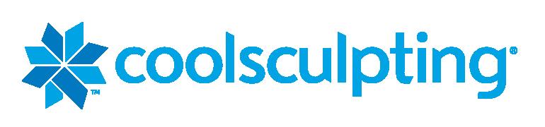 Blue CoolSculpting Logo