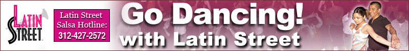 Go Dancing with Latin Street!