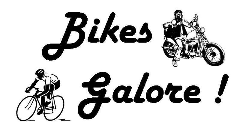 Bikes Galore Bikes Galore Logo
