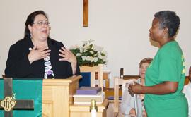 Abraham and Bishop