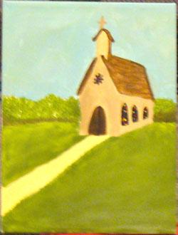 Senatobia painting