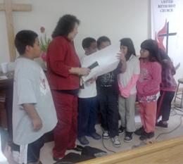 Choctaw Children