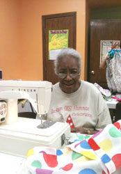Anderson sewing