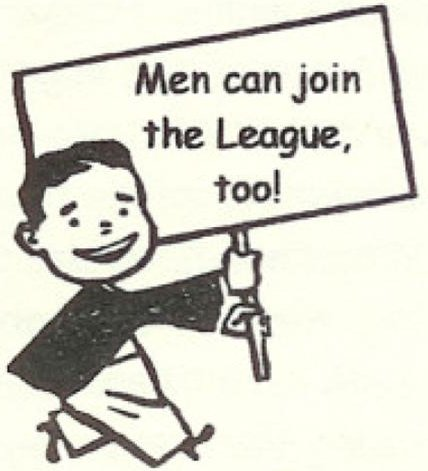 Men Can Join, Too