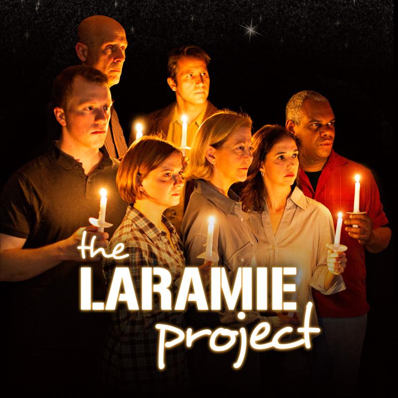 The Laramie Project - logo