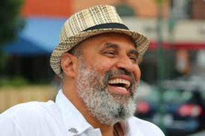 Poet Tim Seibles