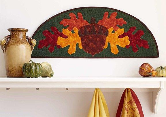 Autumn Spendor Door Topper
