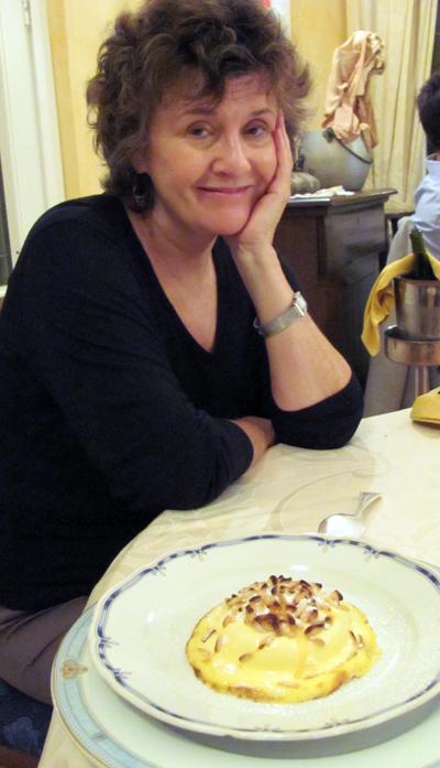 Maria Brandriff in Tuscany