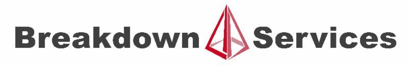 Breakdown Services Logo
