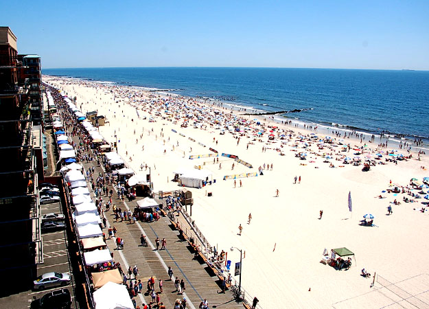 News From Sustainable Long Island Beach In New York