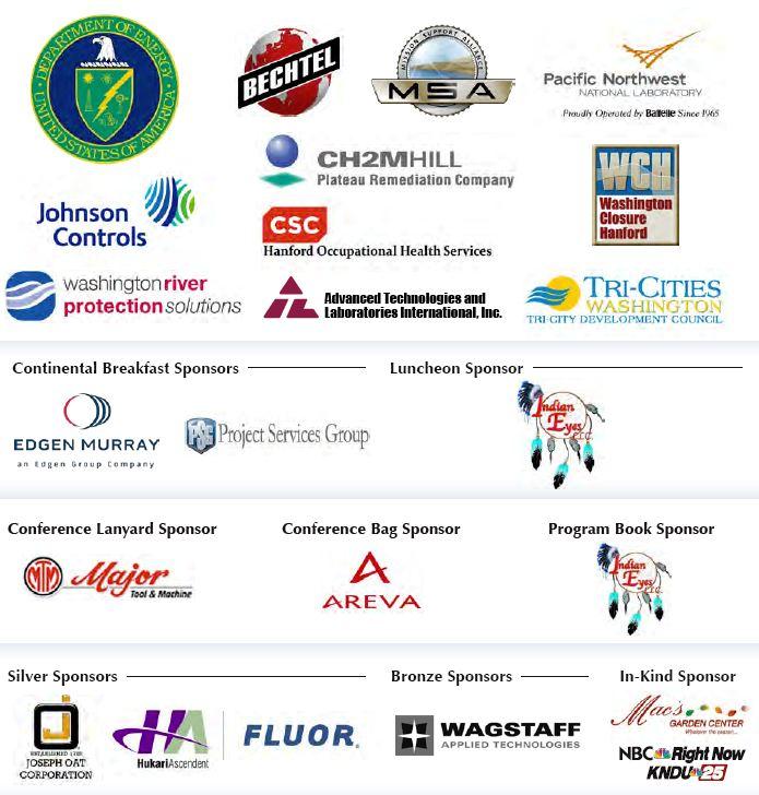 2013 Bridging Sponsors