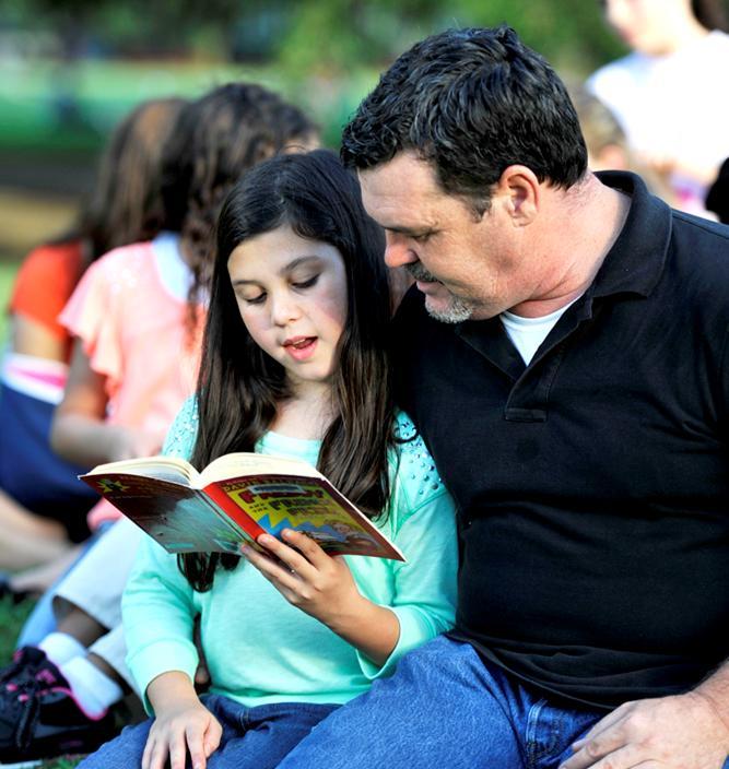 Savannah Children's Book Festival is here! Live Oak Public Libraries