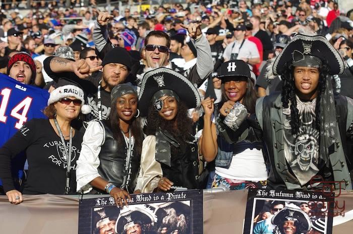 Ed Jay - Raiders v. Buffalo - 12-21-14