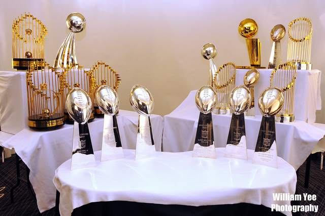 Comcast - Trophies - 2-2015