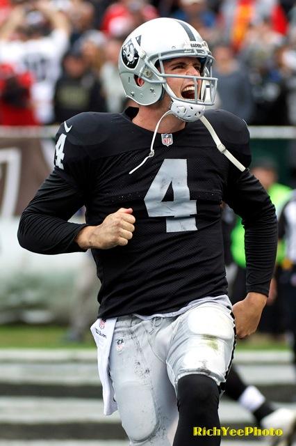 Raiders - Carr - 2014