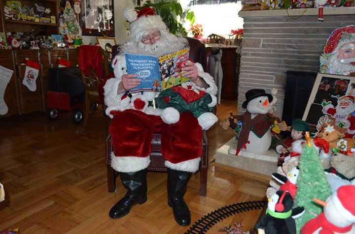 Jim Fitzpatrick - Santa