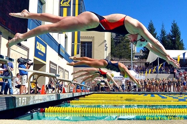 Cal swim - 2-14-2015