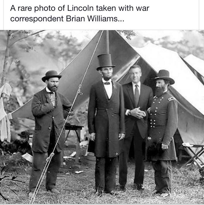 Abe Lincoln - #D