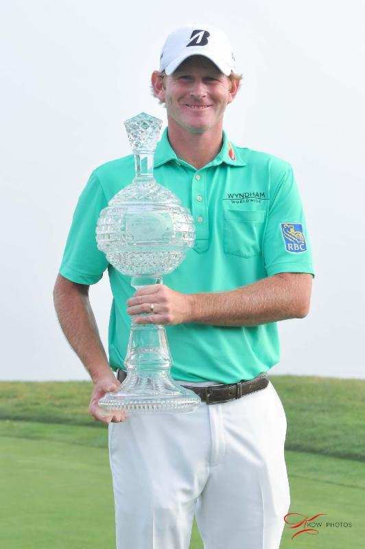Brandt - winner of Pebble