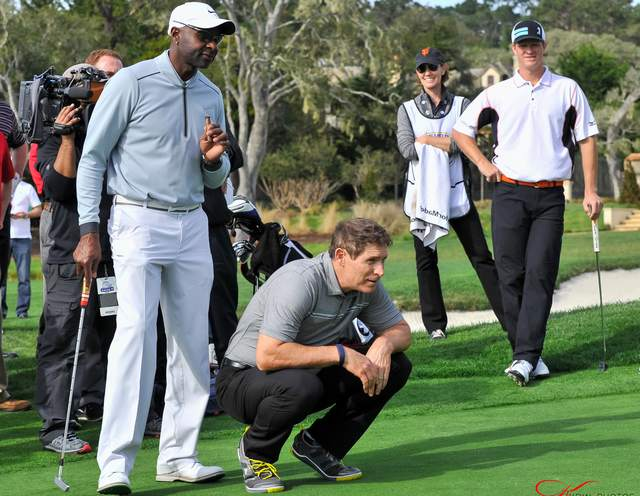 AT&T Pebble Beach - 2015 - Kenneth Wong