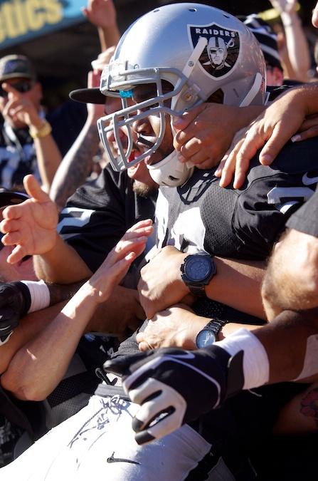 Ed Jay - Raiders - McFadden - 10-19-2014