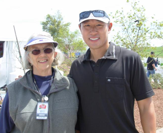 James Hahn with Shelia Young - 2012