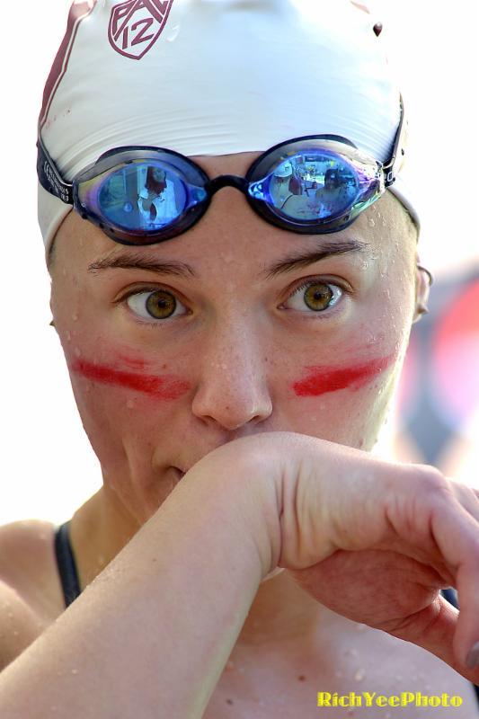 Cal swim meet - 2-2015