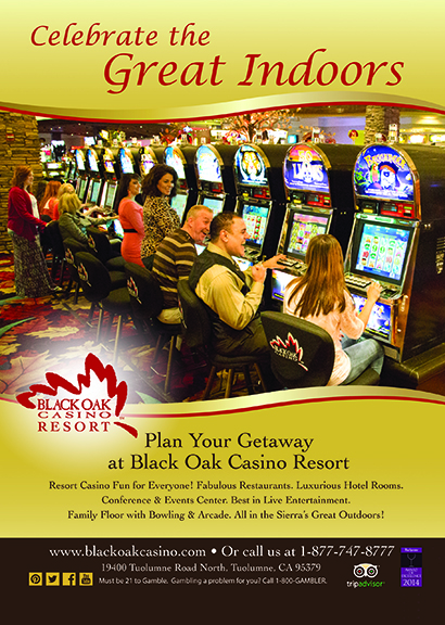 Black Oak Casino - Fall 2014