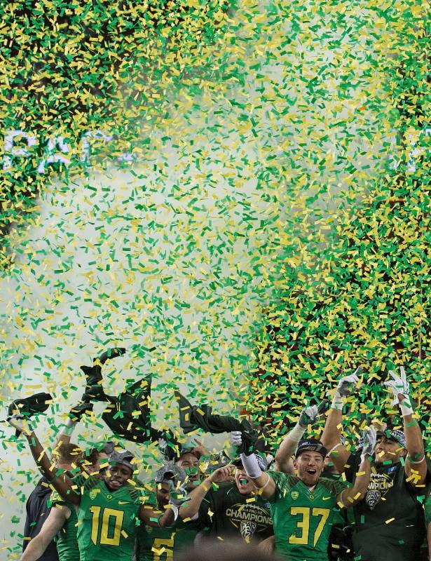 Kenny Karst - Pac-12 - 2014