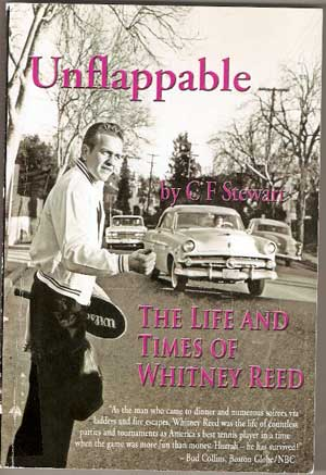 Whitney Reed - book cover