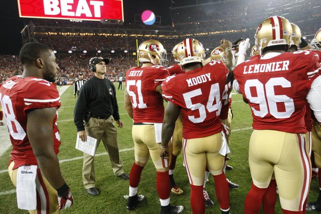 Michael Zagaris - 49ers v. Seattle - BEAT - 2014