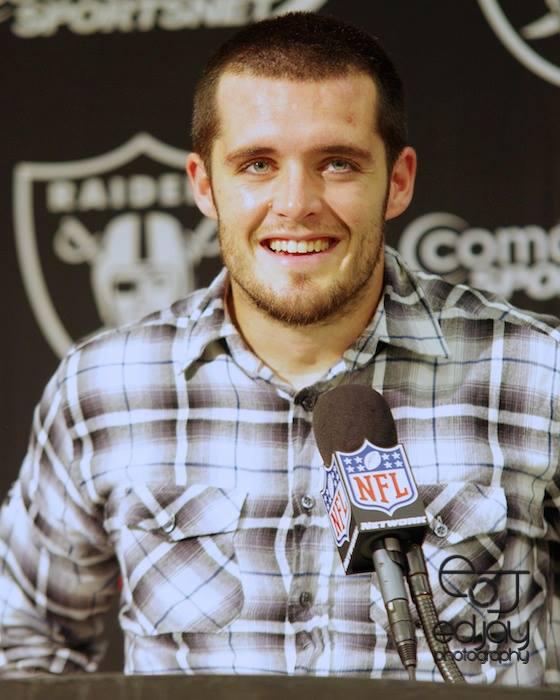 Ed Jay - David Carr - Raiders v. Broncos - 12-21-14